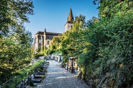 Visite guidée de l'AGAV: « Le patrimoine religieux limbourgeois »