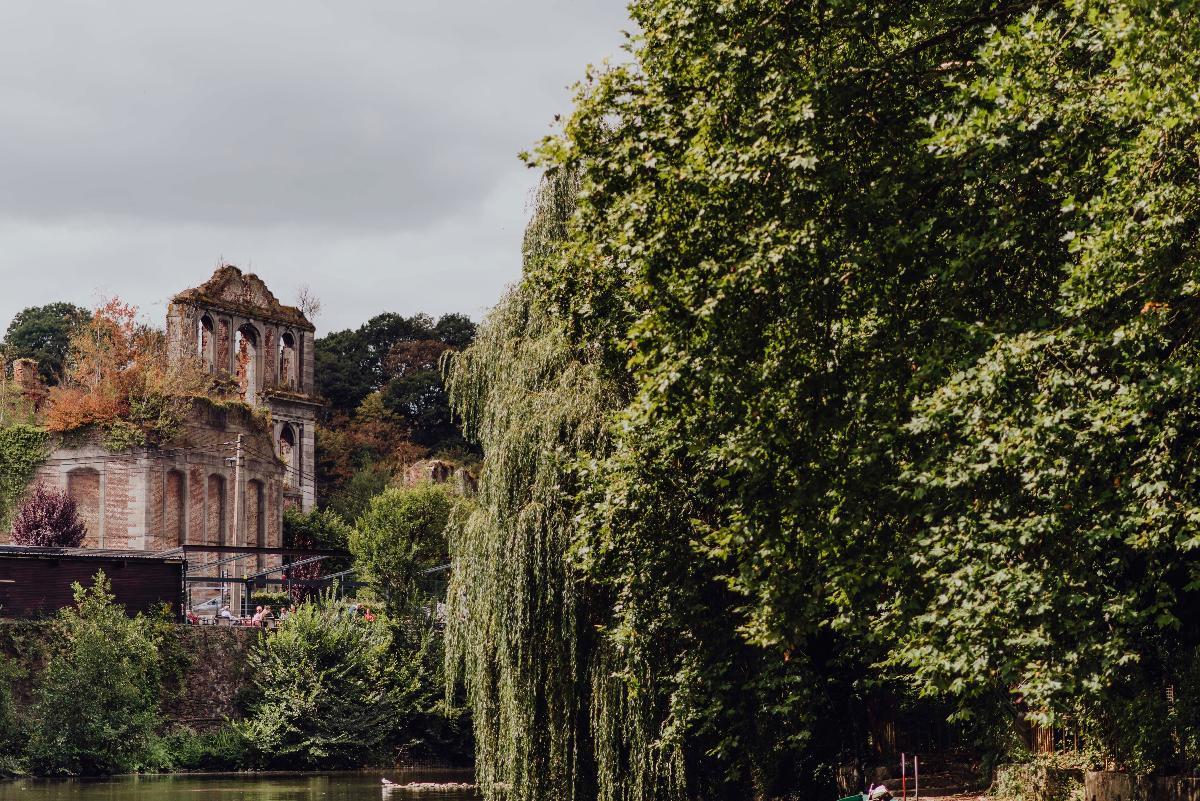Visites guidées de l'Abbaye d'Aulne