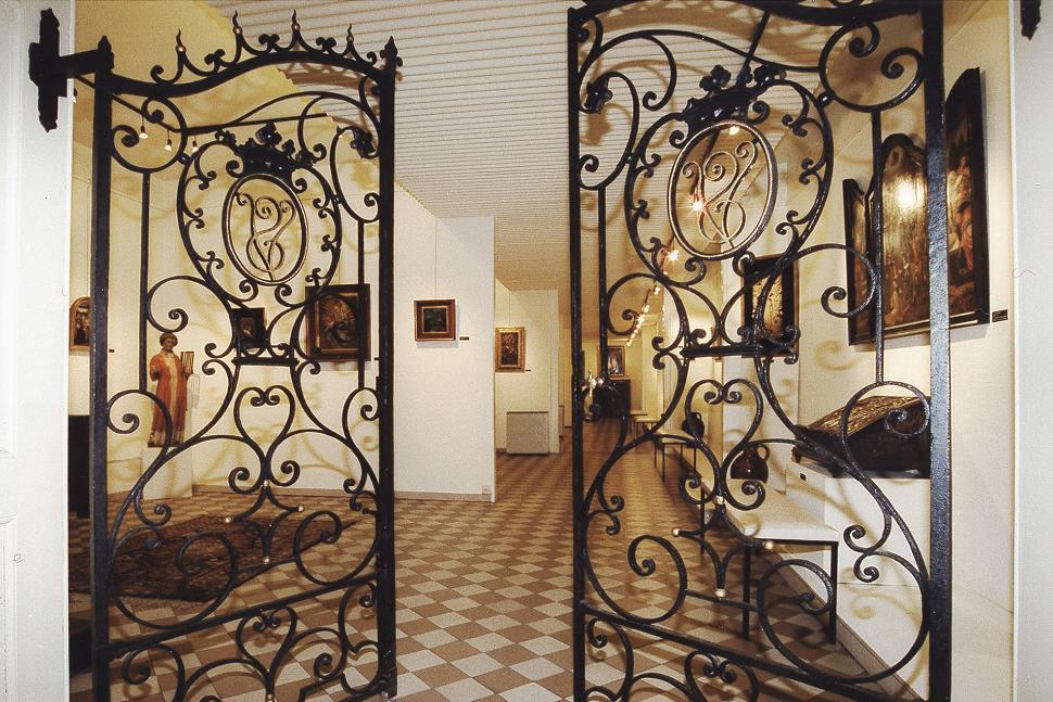 Musée des Beaux Arts et de la Céramique de Verviers - Intérieur du Musée