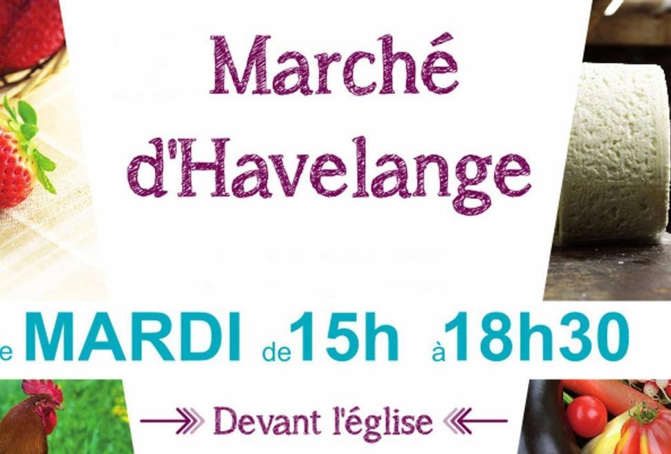 Marché Havelange