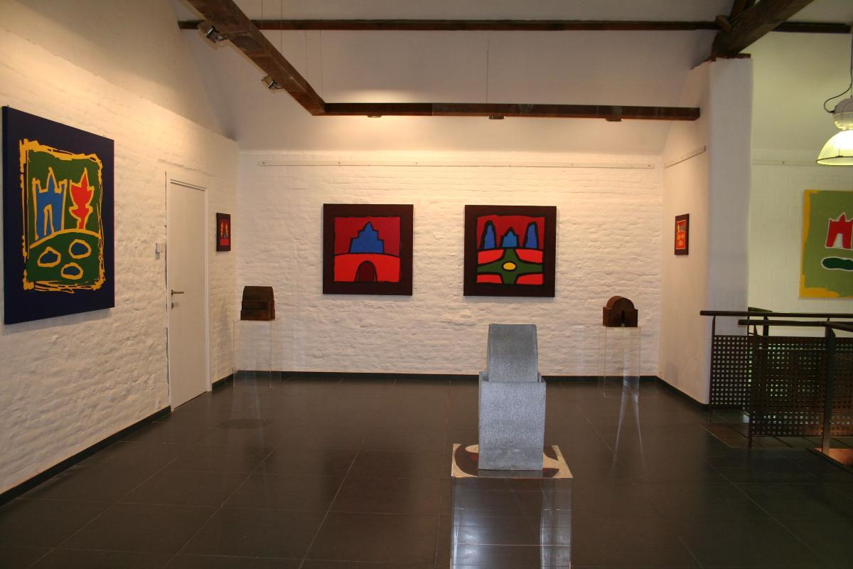Galerie éphémère - Ferme du pont de bois