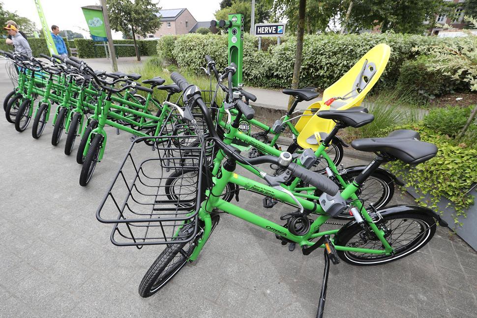Herve - Location de vélos de trekking
