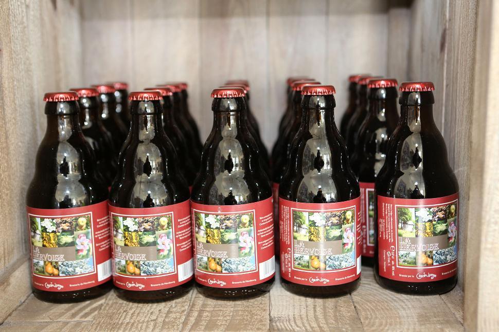 Espace Terroir de la Maison du Tourisme du Pays de Herve - Bière La Hervoise