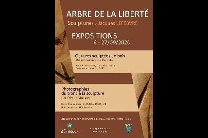 Expositions : Arbre de la liberté - Gembloux