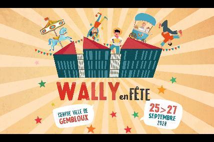 Wally en Fête - Gembloux