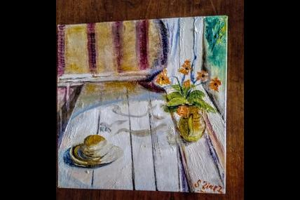 Expo de peintures - Floreffe