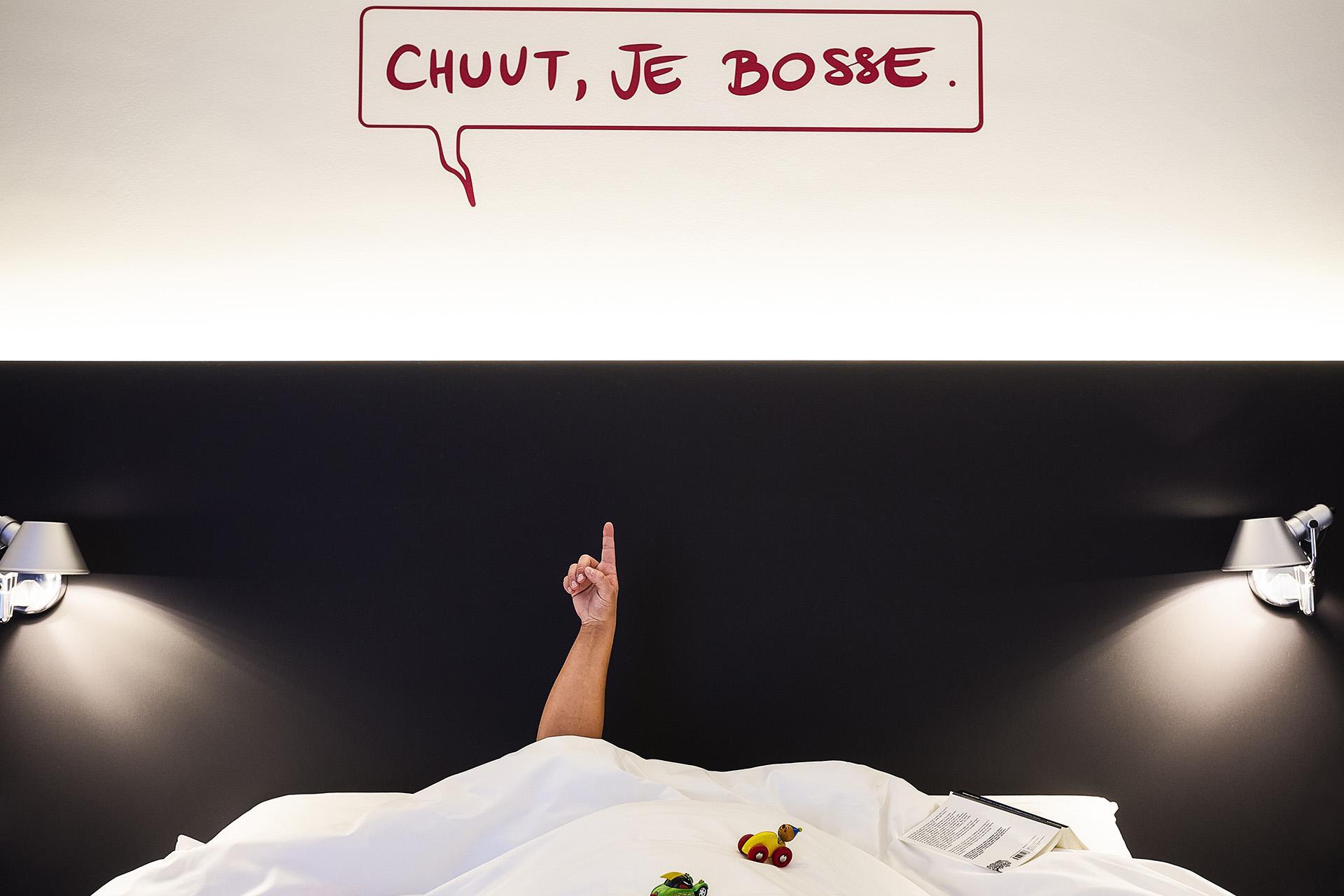 Ibis Style Liège-Guillemins - Chambre - Décoration - BD