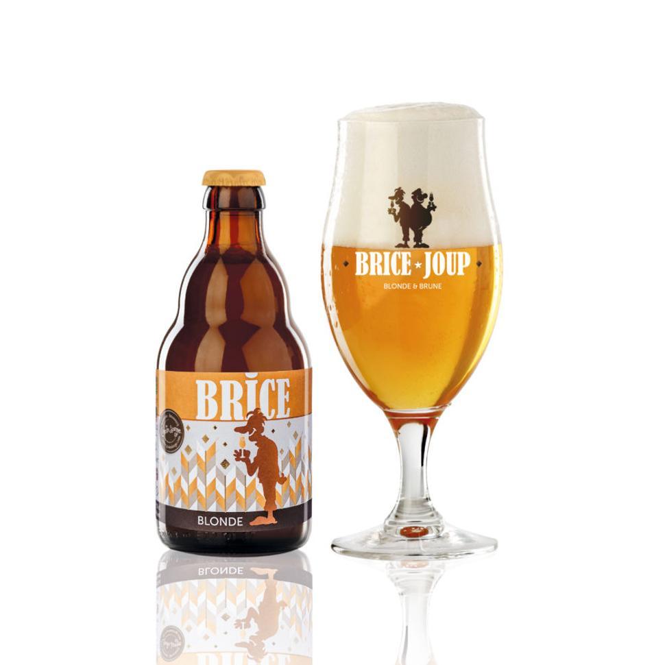 Brasserie Grain d'Orge - Brice bouteille