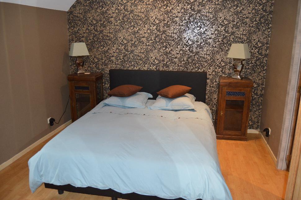 Chez Bobonne chambre