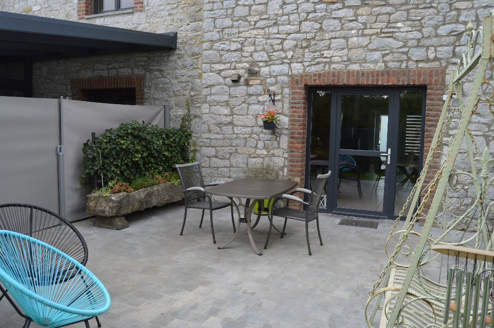 Chez Bobonne jardin
