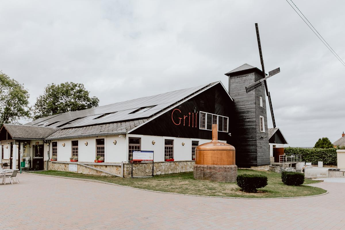 Brauerei von Fagnes