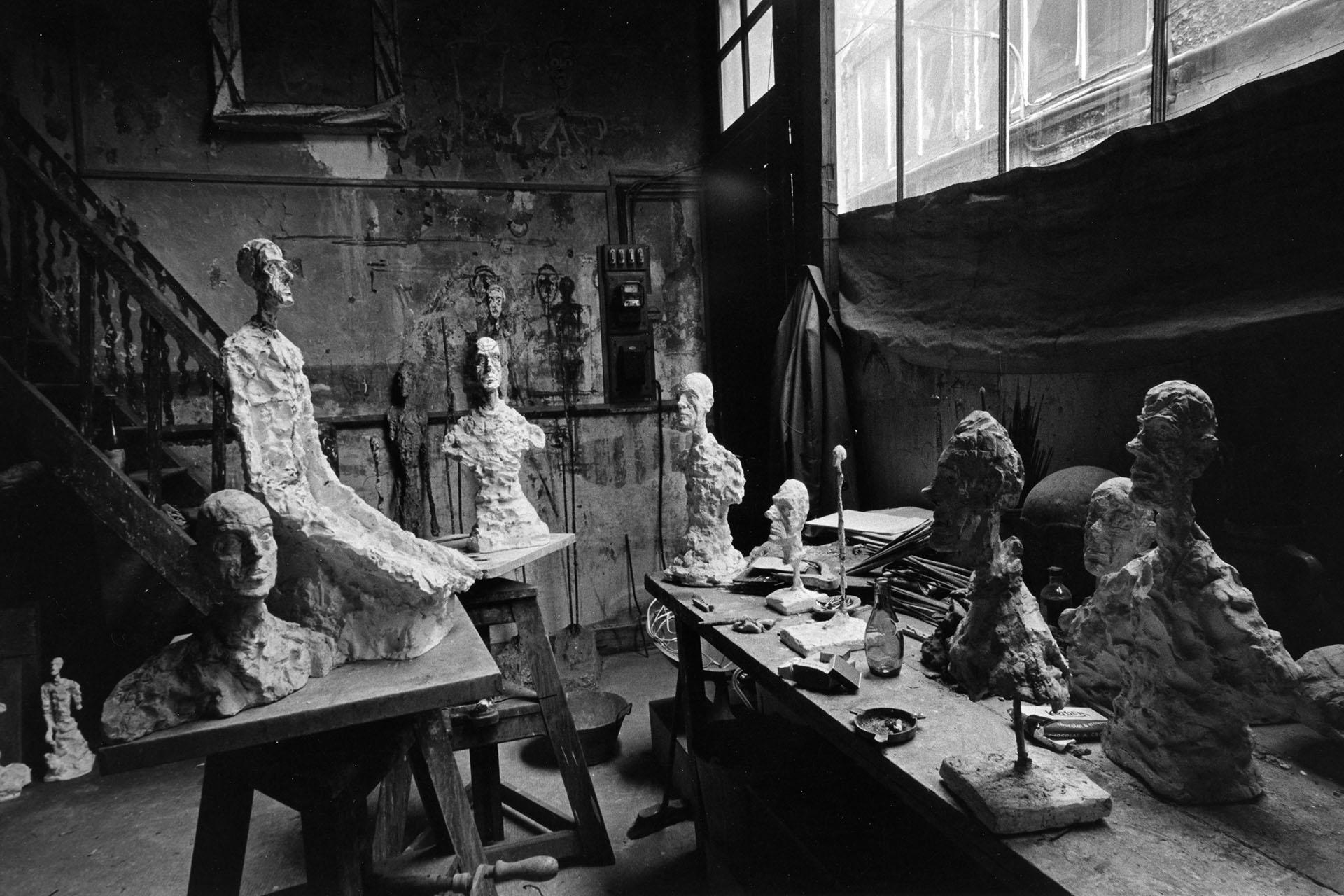 Exposition – Alberto Giacometti : L'humanité absolue