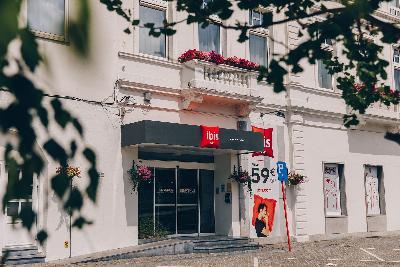 Hôtel Ibis Charleroi Centre Gare