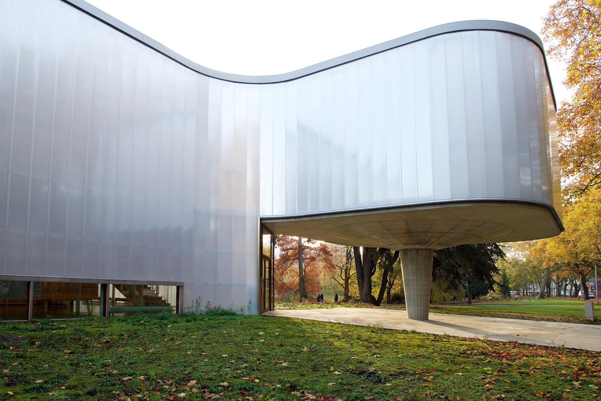 Trinkhall museum - Liège - vue extérieure 2