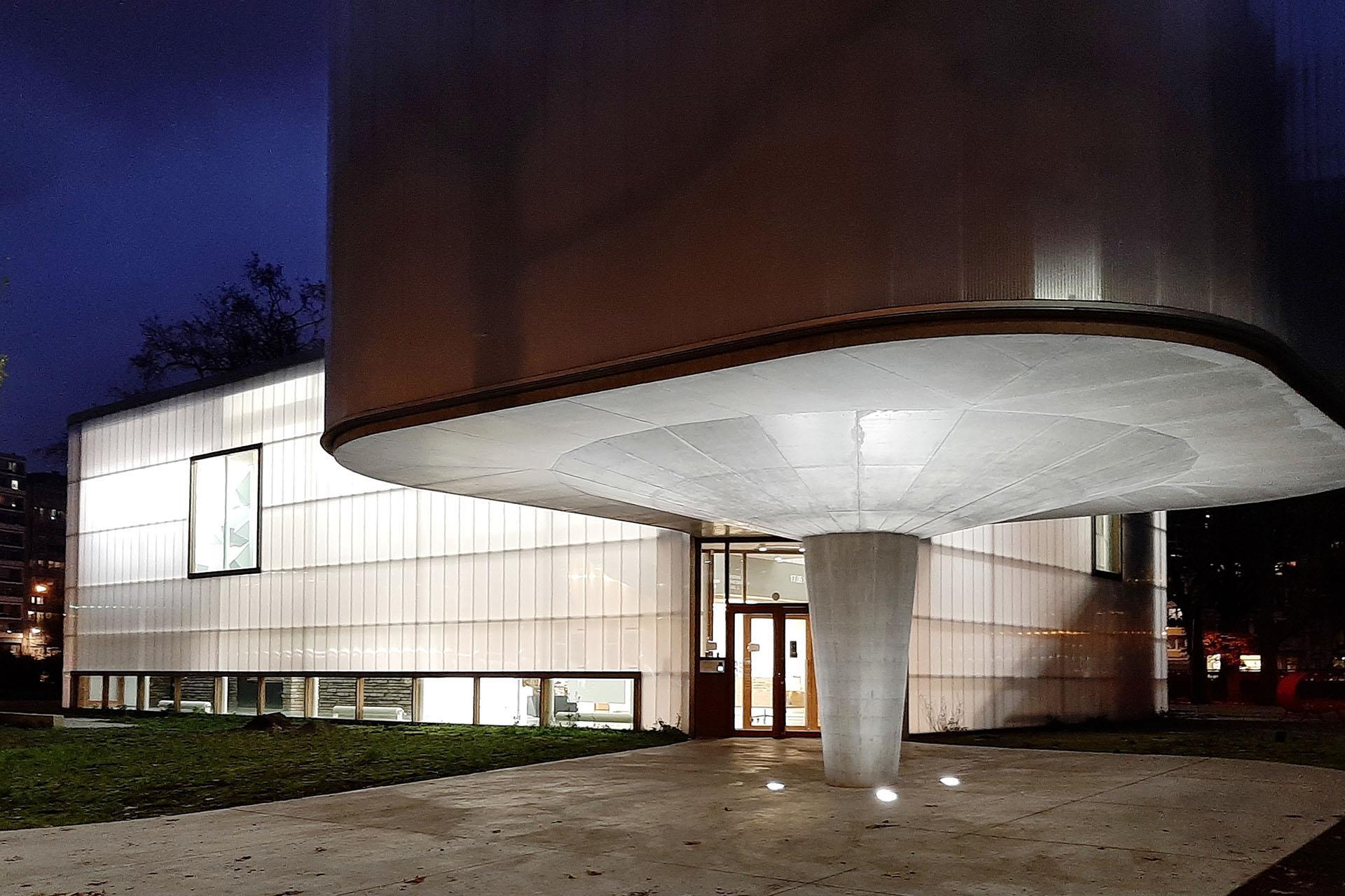 Trinkhall museum - Liège - vue extérieure 3