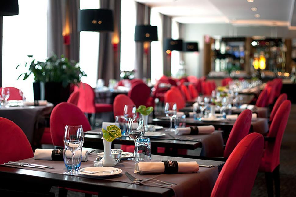Hôtel Verviers Van der Valk - Restaurant - Salle