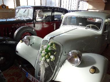 Musée auto rétro