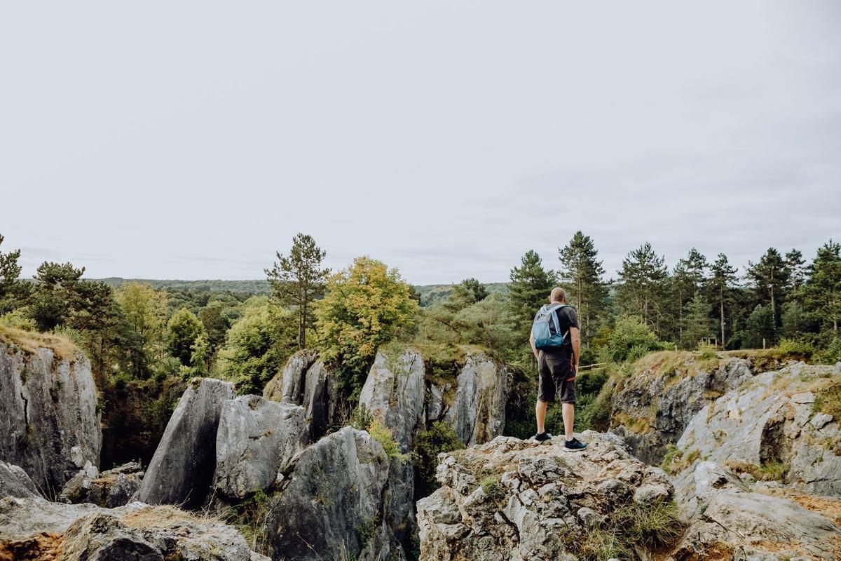 Grande Traversée de la Forêt du Pays de Chimay – Tronçon Nismes - Hierges