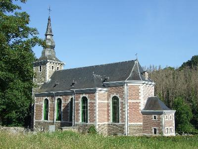 Visite libre de l'église Saint-Appolinaire