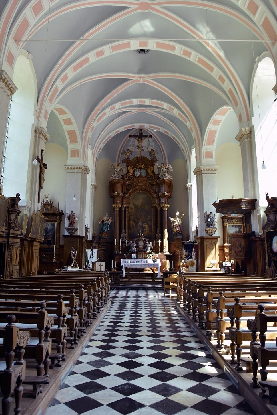 Visite libre de l'église Saint-Apollinaire ©Jean-Marie Lesoinne 03-2021