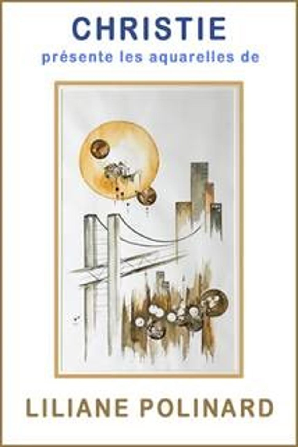 Exposition des œuvres de Anne Jadin, Liliane Polinard et Sylviane Fraiture 3©Christie Art 04-2021