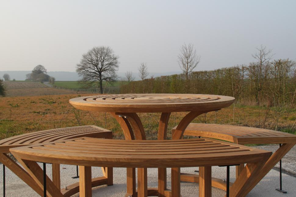 Table pique)nique Bonsin