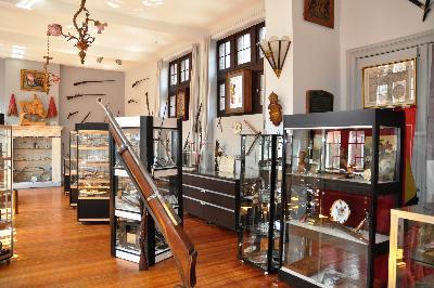 Vrij bezoek van het museum des Anciens Arquebusiers Visétois