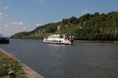 Les croisières «Canal Albert»