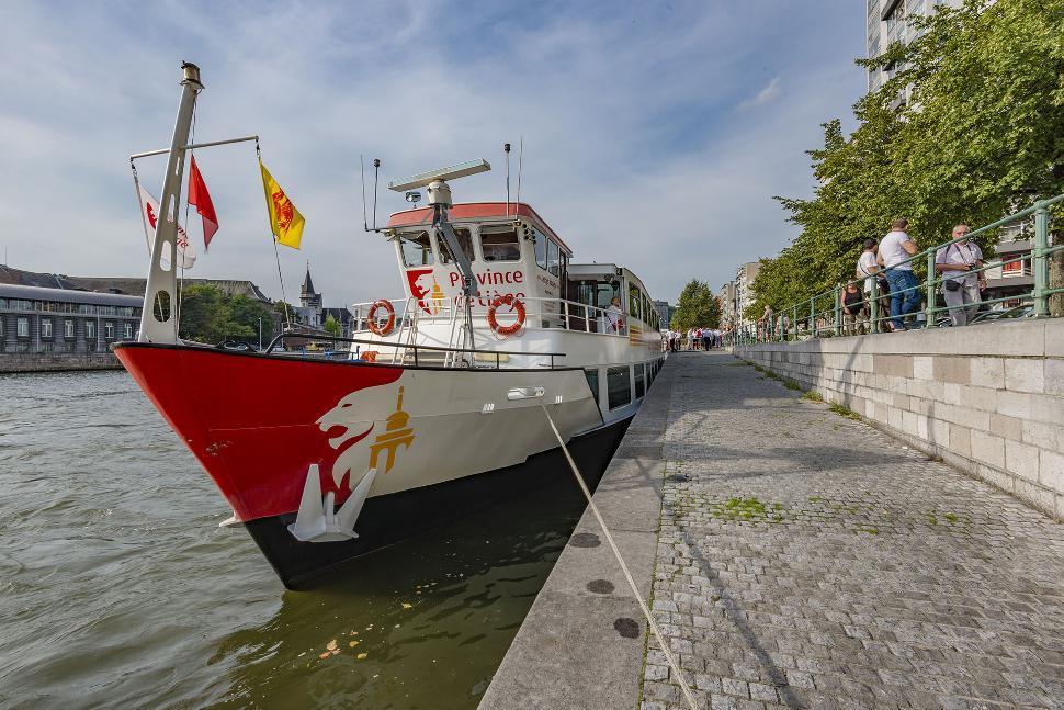 Croisières Montagne Saint-Pierre bateau pays de liege © FTPL JM Léonard 01-2021