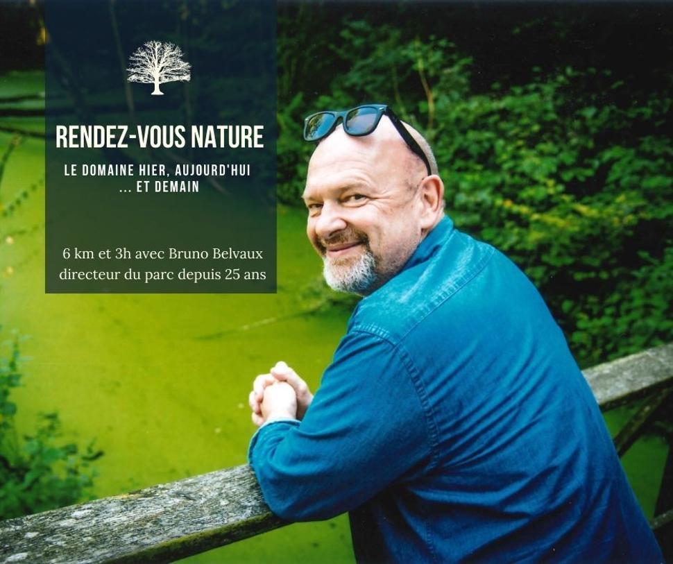 Rendez-vous nature avec Bruno Belvaux