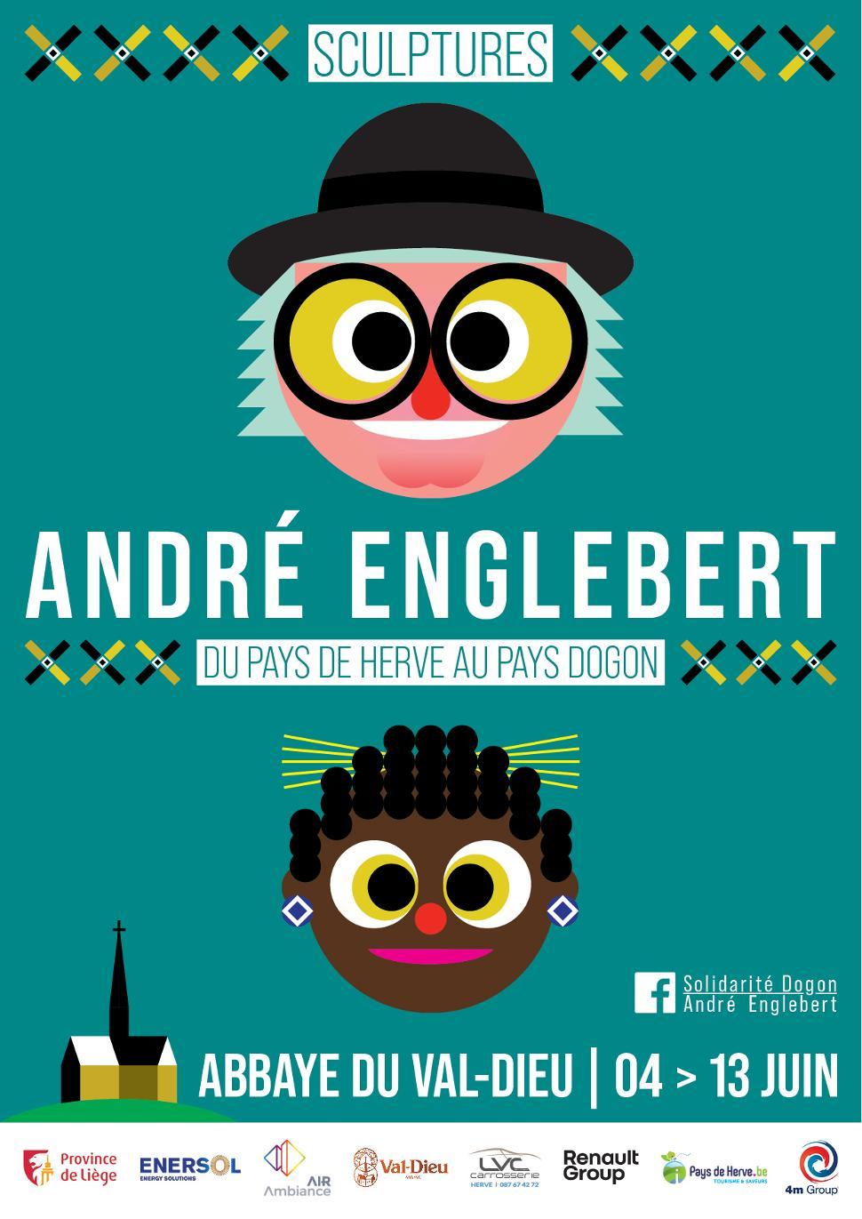 Expo André Englebert ©Solidarité Dogon 05-2021