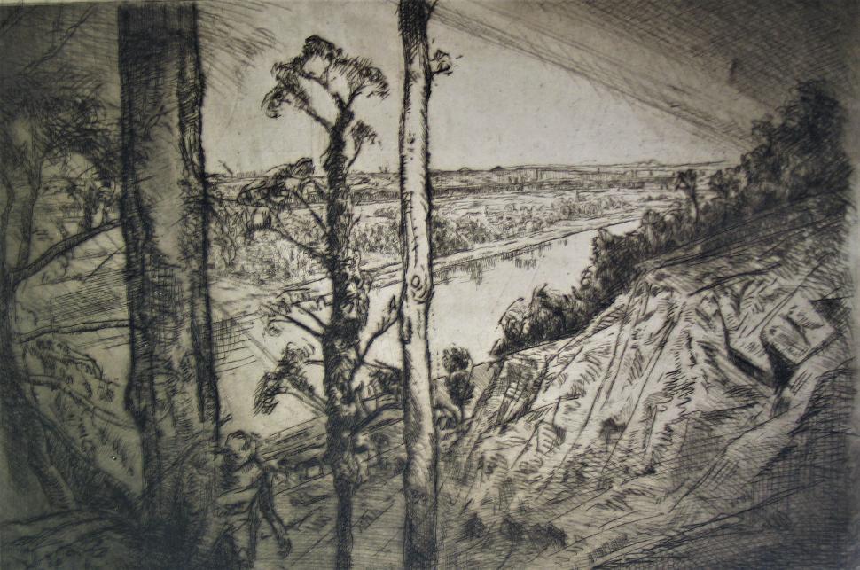 Donnay gravure ©Musée régional de Visé 05-2021