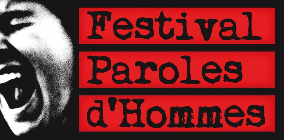 Logo Paroles d'Hommes ©Festival Paroles d'Hommes 05-2021