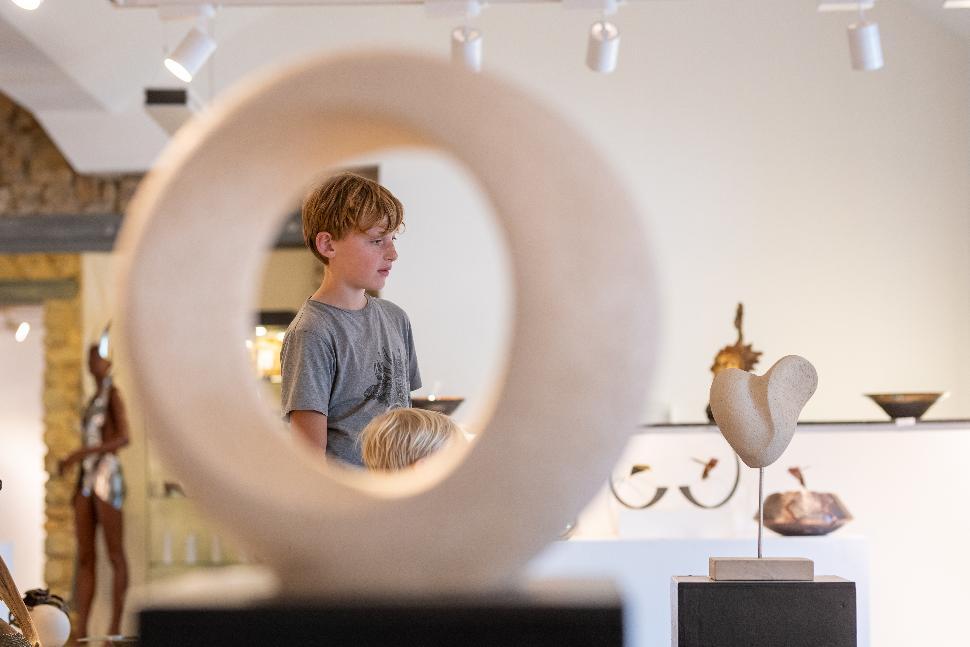 La Spirale, Centre des métiers d'Art à Natoye