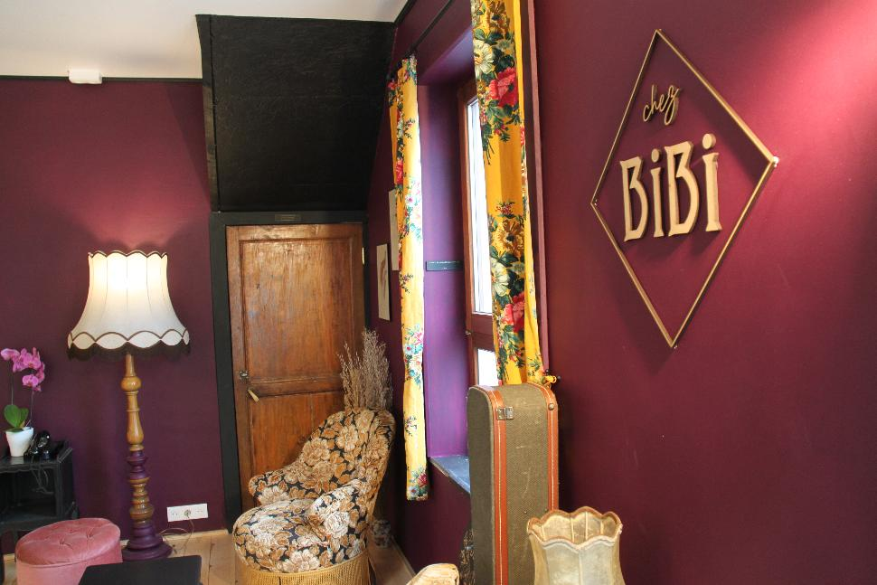 Chez bibi à Faulx-les Tombes