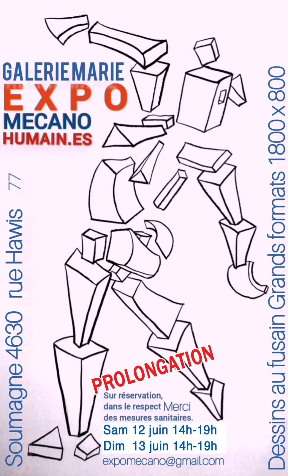 Expo Mecano Humain.es ©Expo Mecano Humain.es 06-2021