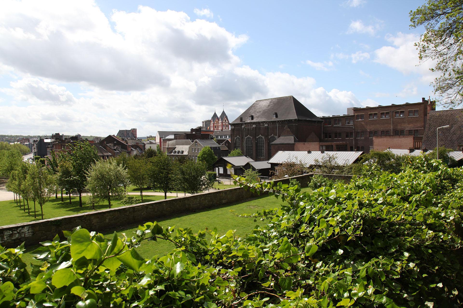 Les évadés de la prison Saint-Léonard Balade-jeu de piste dans les Coteaux
