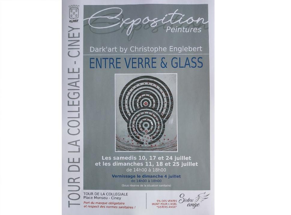 Expo entre verre et glass