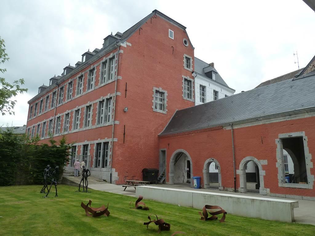 Visite guidée : Le « Cobergher » à l'Académie des Beaux-Arts