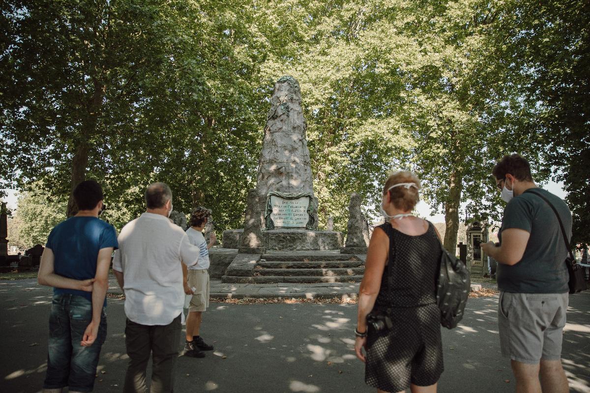 Charleroi et ses lieux de mémoire