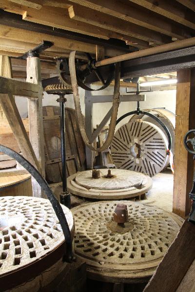 Visites guidées au Moulin de Terbruggen
