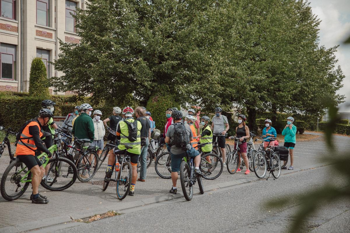 Balades vélo Gerpinnes
