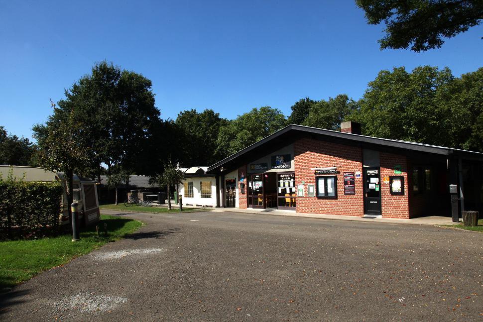 Domaine provincial de Wégimont - Wégimont - Camping ©FTPL P.Fagnoul