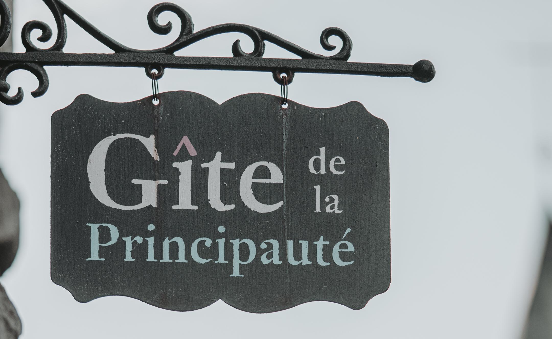 Gîte de la Principauté