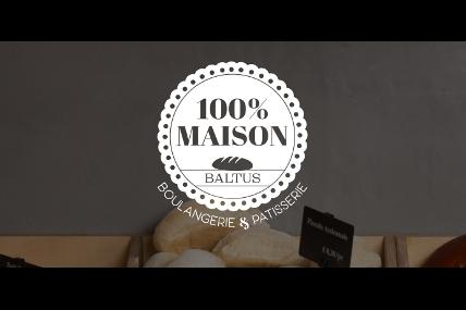 Boulangerie 100 % Maison - Baltus
