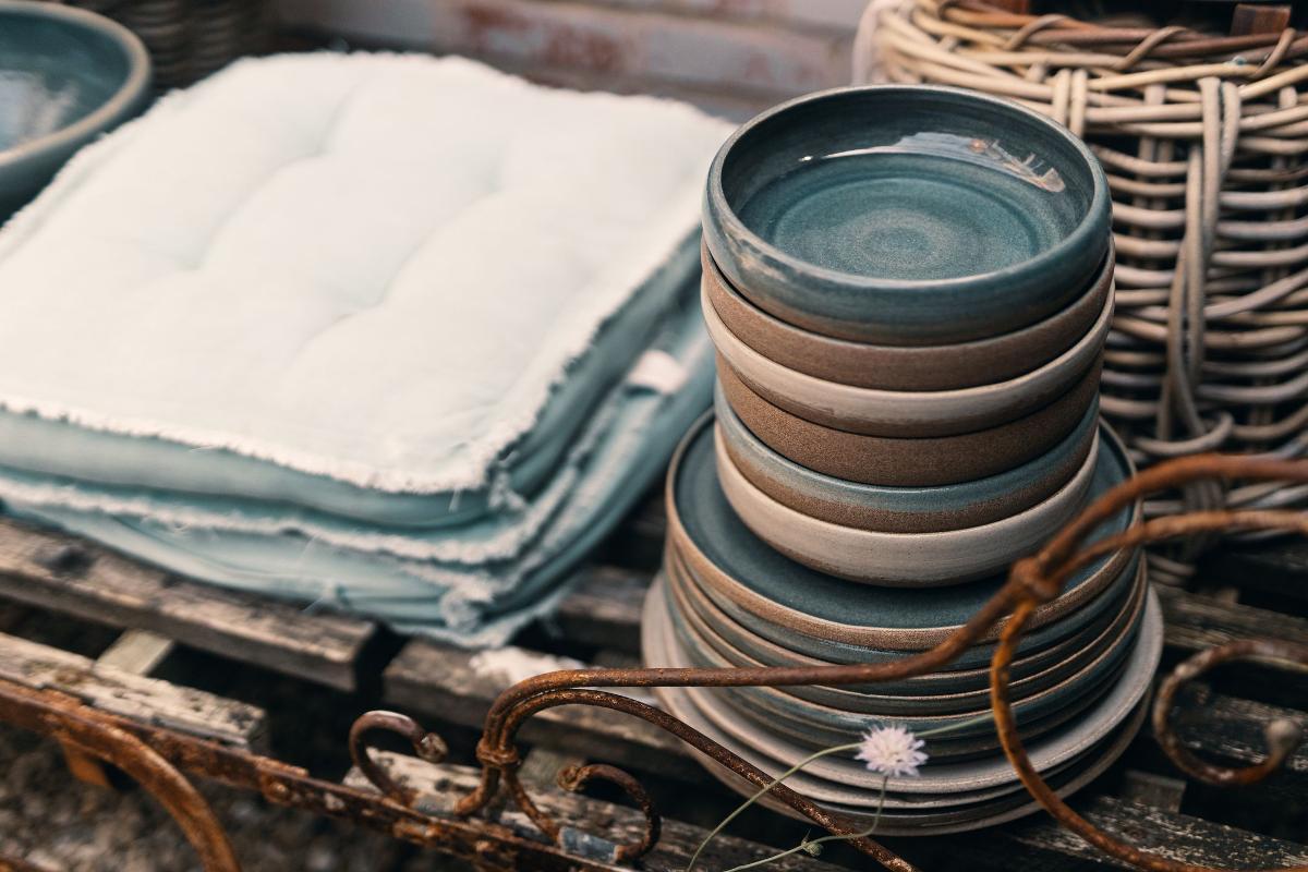 Isa's workshop – Ceramicist/Potter
