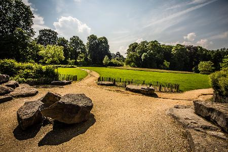 Totemus treasure hunt - Verviers and its 3 parks, unexpected natural heritage!