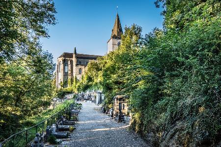 Totemus Treasure Hunt - The countryside around Limbourg