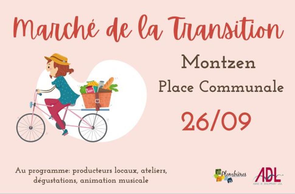Marché de la Transition ©ADL Lontzen Plombières Welkenraedt 07-2021