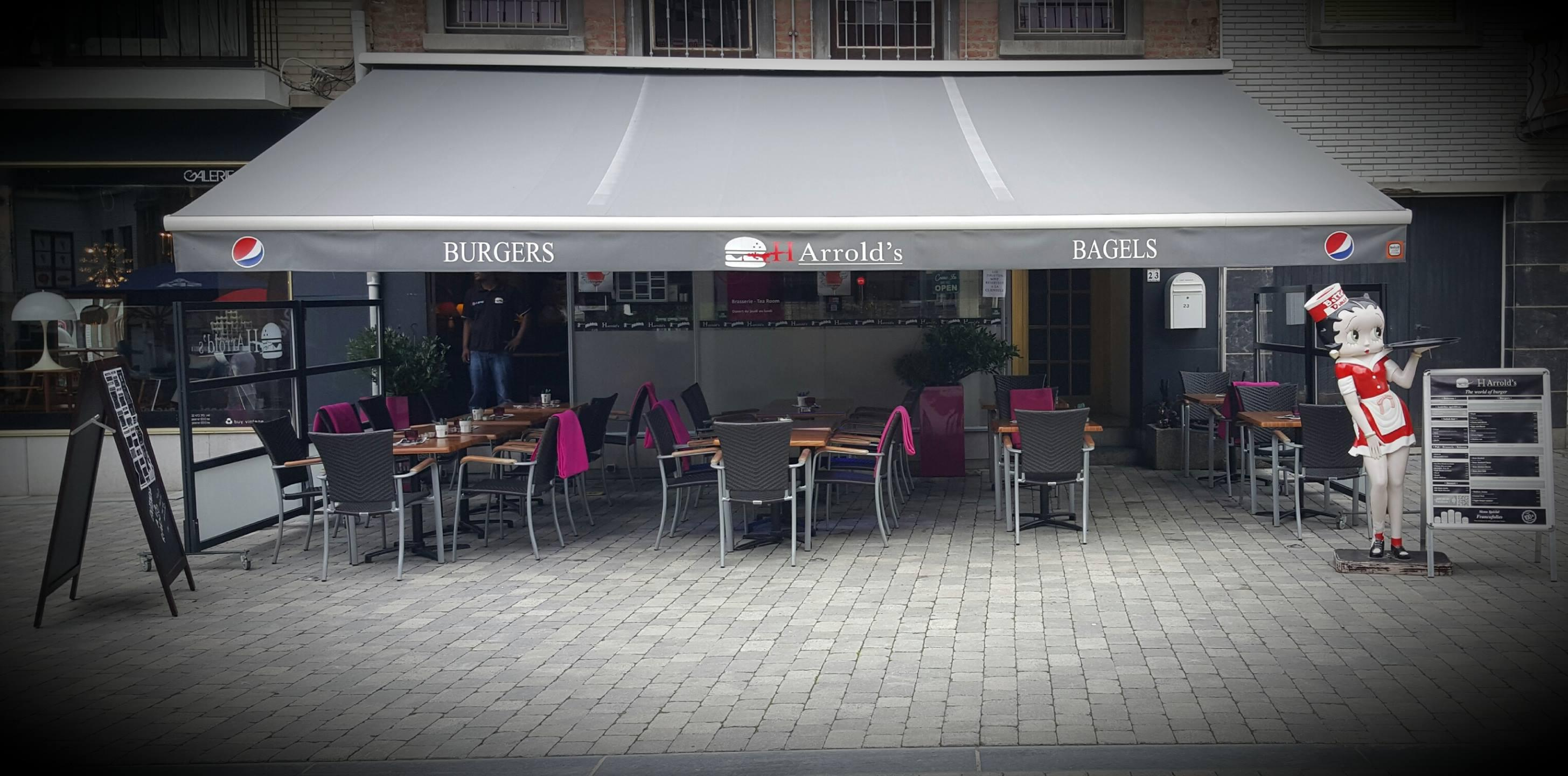 Harrold's Burger